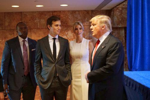特朗普将任命女婿为白宫高级顾问被指涉嫌违